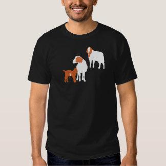 Boer Goat Family Tee Shirt