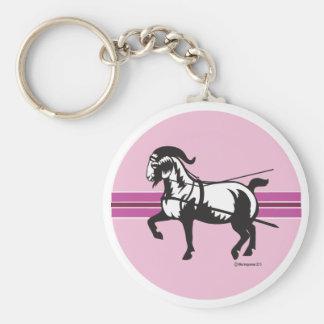 Boer Goat Key Chain