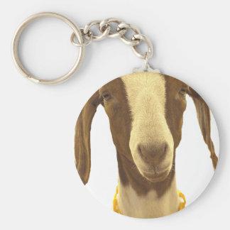 Boer Goat Keychain