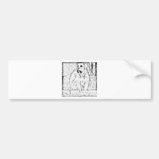 Boerbel Bumper Sticker