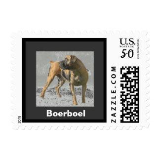 Boerboel Dog US Postage Stamp