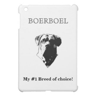 Boerboel iPad Mini Case