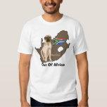 boerboel map t shirts