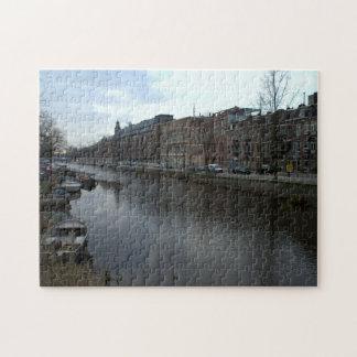 Boerenwetering, Amsterdam Puzzle