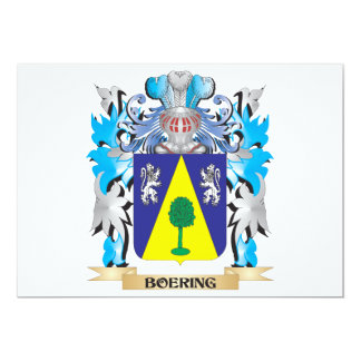 Boering Coat of Arms Cards