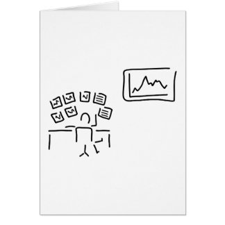 boerse aktienhaendler de fondsmanager gerente fond tarjeta de felicitación