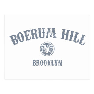 Boerum Hill Postcards