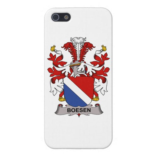 Boesen Family Crest Cover For iPhone 5