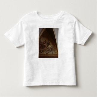 Boettger shows August the Strong the Secret Toddler T-shirt