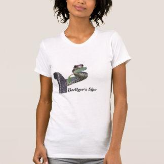 Boettger's Sipo Ladies Petite T-Shirt