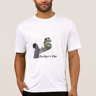 Boettger's Sipo Performance Micro-Fiber T Shirts