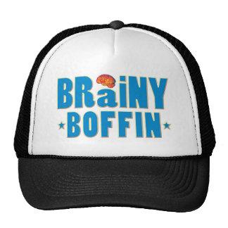 Boffin inteligente gorras de camionero