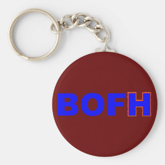 BOFH hybrid operator From bright Keychain