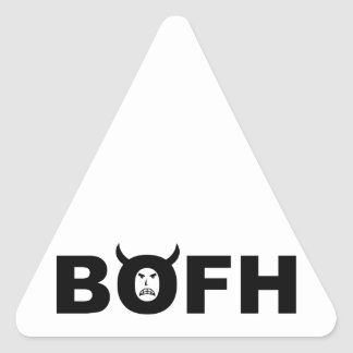 BOFH hybrid operator From bright