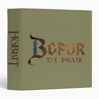 Bofur Name Binder