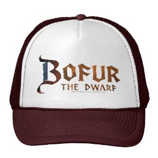 Bofur Name Hats
