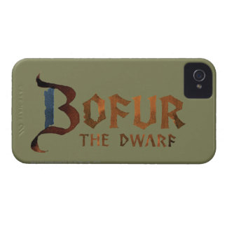 Bofur Name iPhone 4 Case