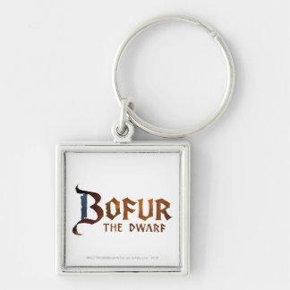 Bofur Name Keychain