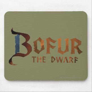 Bofur Name Mouse Pad