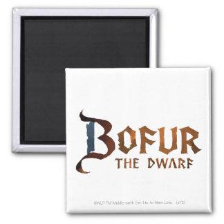 Bofur Name Refrigerator Magnets