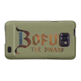 Bofur Name Samsung Galaxy SII Cover