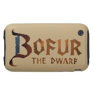 Bofur Name Tough iPhone 3 Cover