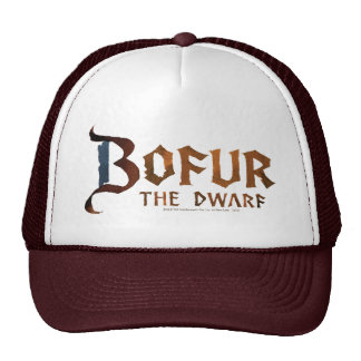 Bofur Name Trucker Hat