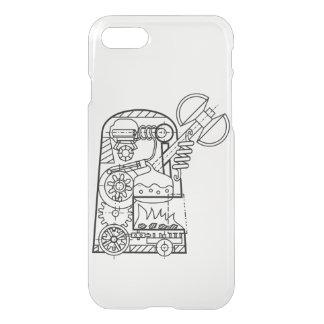 "BoG ""Golem with Sekira"" iPhone 7 case"