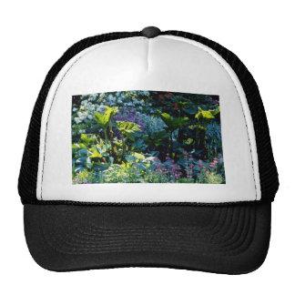 Bog Plants flowers Trucker Hat
