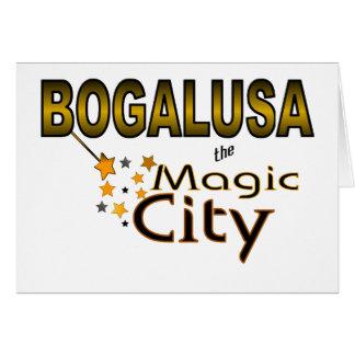 Bogalusa Magic City Card