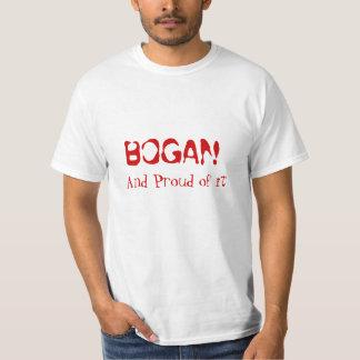 Bogan and Proud of it Shirt