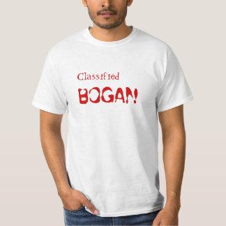Bogan clasificó la camisa de Bogan