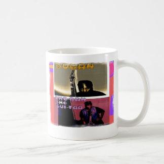 Bogan: The Man, The Guitar Coffee Mug