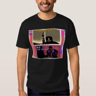 Bogan The Man The Guitar Shirt
