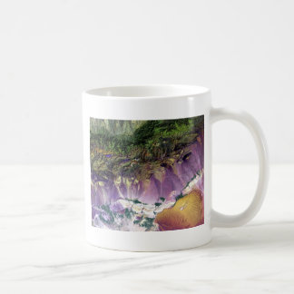 Bogda Mountains, China Coffee Mug