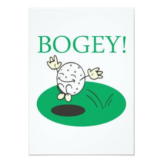 Bogey Card