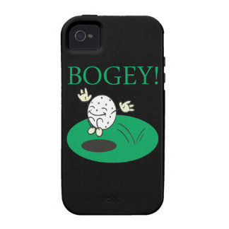 Bogey iPhone 4 Cover