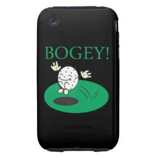 Bogey iPhone 3 Tough Cover
