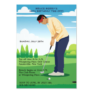Bogey Golf Invitation