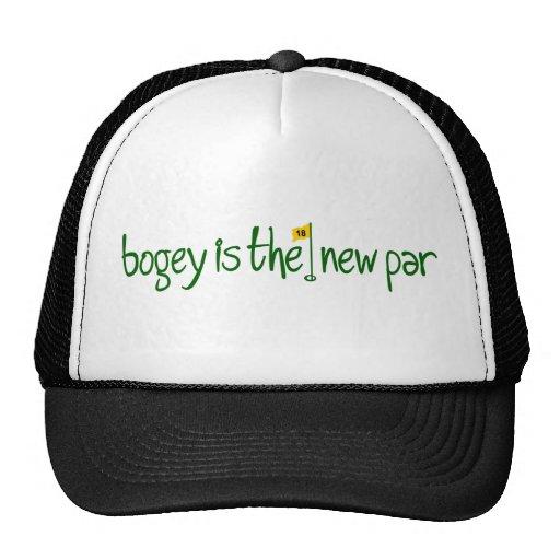 Bogey Is The New Par Hat