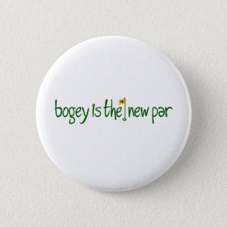 Bogey Is The New Par Pinback Button