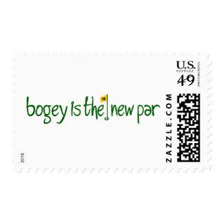 Bogey Is The New Par Postage