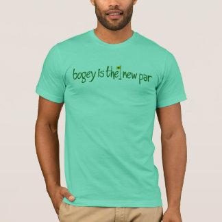 Bogey Is The New Par T-Shirt