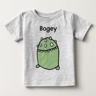Bogey Monster Baby T-shirt