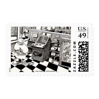 BoggaRoad Bill Stamp