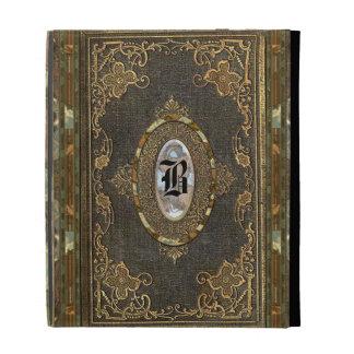 Bogged Old World Charm Girly Monogram iPad Case