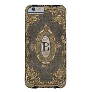 Bogged Old World Charm Monogram Barely There iPhone 6 Case