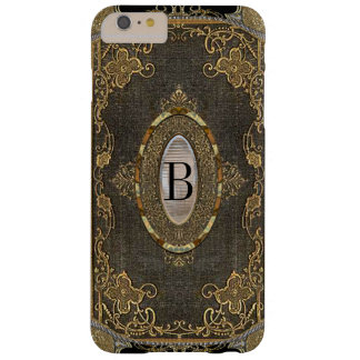 Bogged Old World Charm Monogram Barely There iPhone 6 Plus Case
