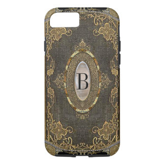 Bogged Old World Charm Monogram iPhone 8/7 Case