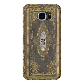 Bogged Old World Charm Monogram Samsung Galaxy S6 Case